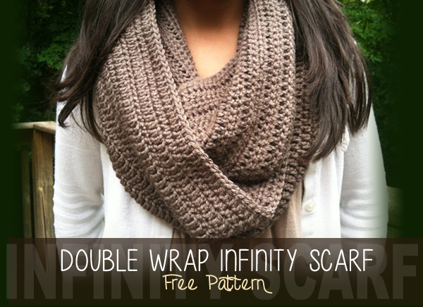 Crocheting Ends Of Infinity Scarf Together : These 20+ Free and Easy Crochet Scarf Patterns Will Blow Your Mind ...