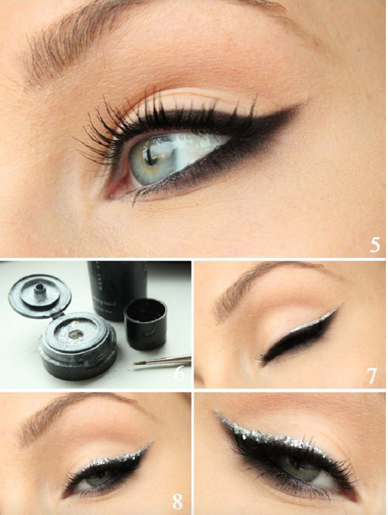 Fancy Holiday Make-up Ideas