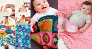 25+ Free Baby Blanket Crochet Patterns