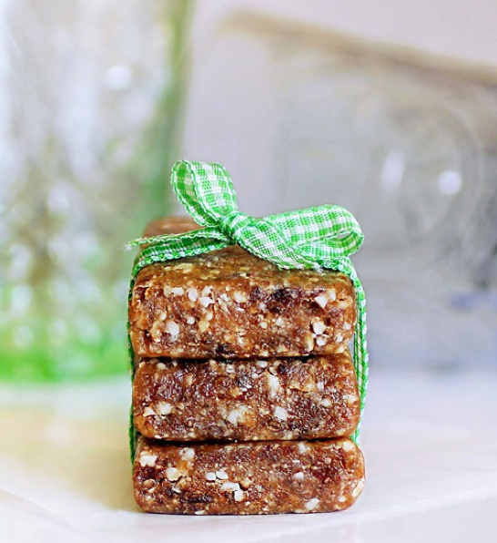 Gluten Free Oatmeal And Raisin Bar