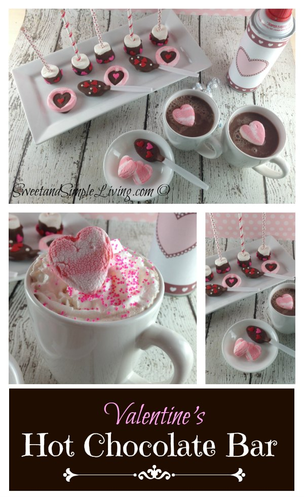 Hot chocolate bars