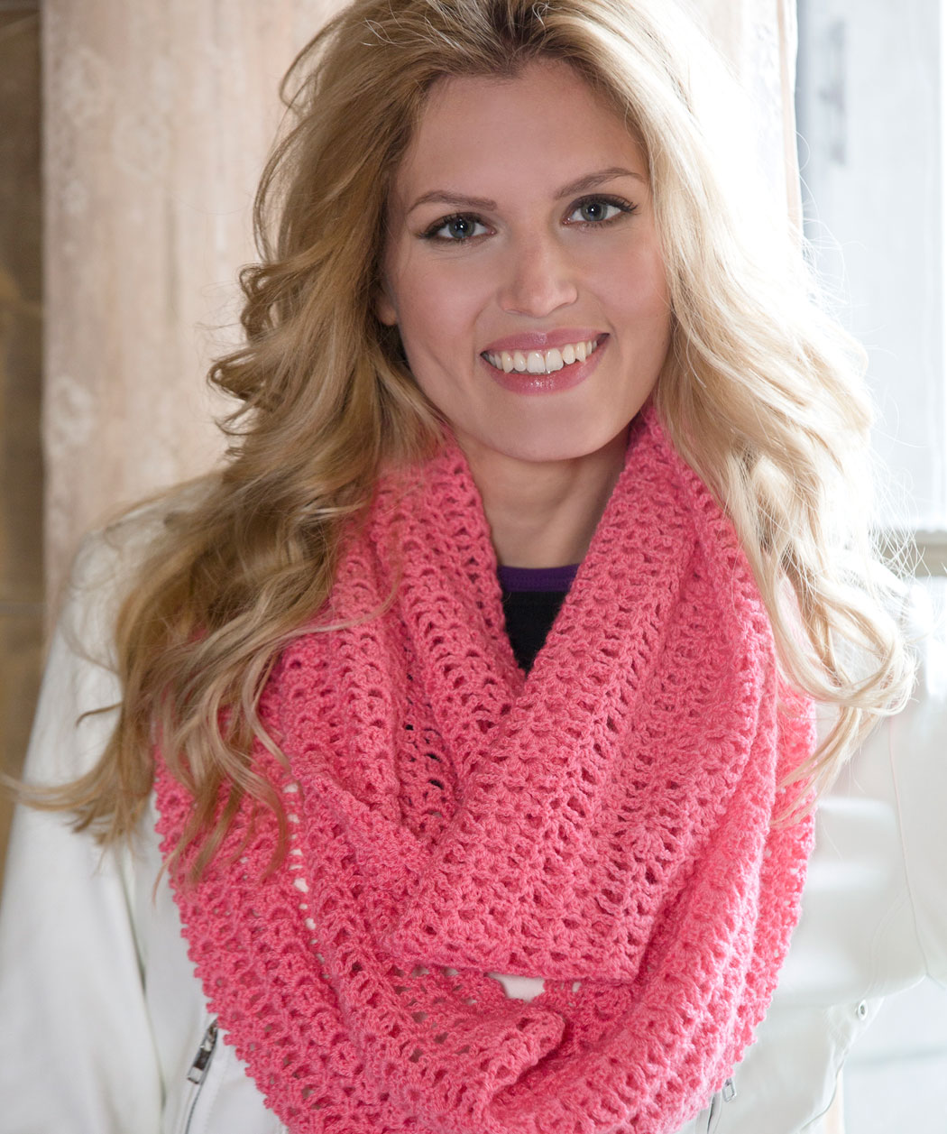 Free Crochet Patterns For Lightweight Scarves : These 20+ Free and Easy Crochet Scarf Patterns Will Blow ...