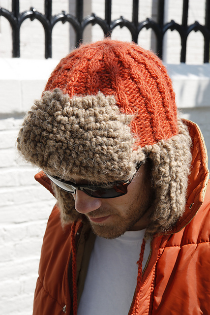 Knit Him A Mackinaw Hat