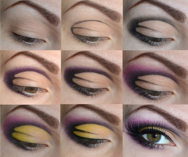 Learn How To Create The Ultimate Eyeshadow