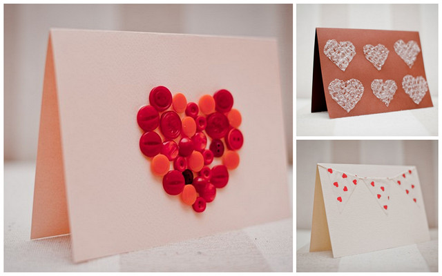 Mail-To-Recipient Valentine's Cards
