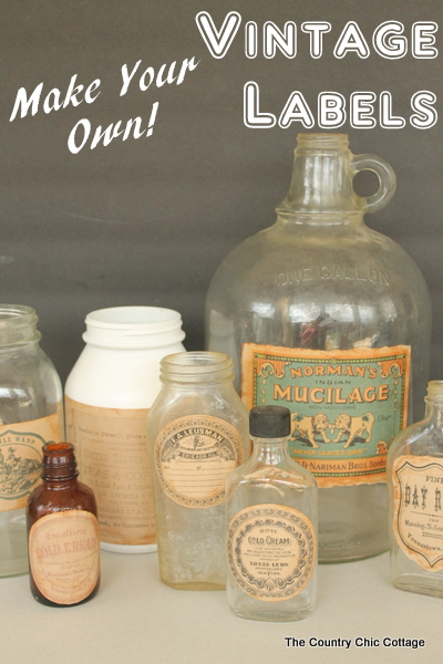25+ Easy to Make DIY Vintage Decor Ideas – Page 2 of 2 ...