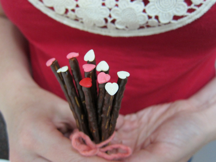 PAP Chocolate sticks