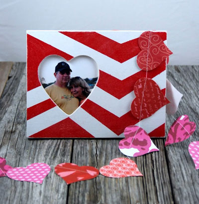 35 unique diy valentines day gifts for men 6 personalized photo frame solutioingenieria Image collections