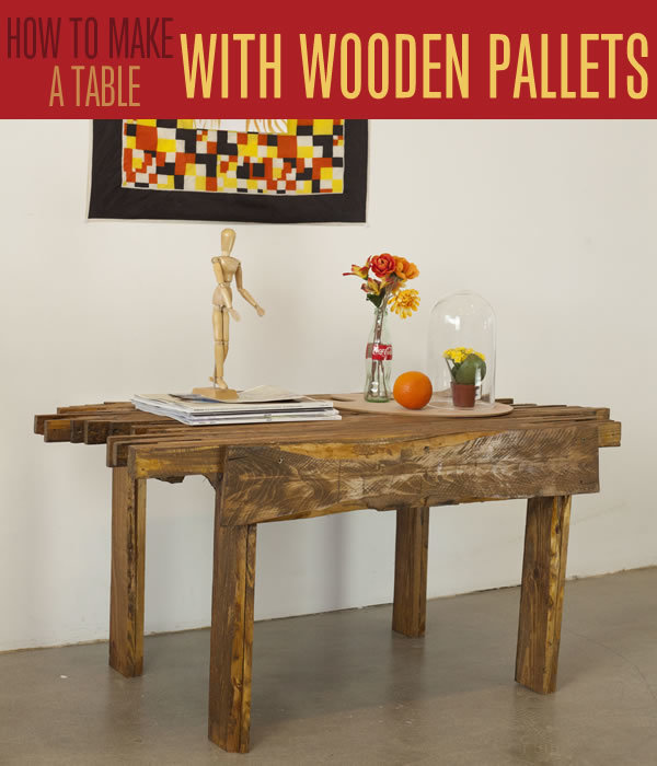 60 diy projects that will redefine the way you see pallet for Repurposed pallet projects