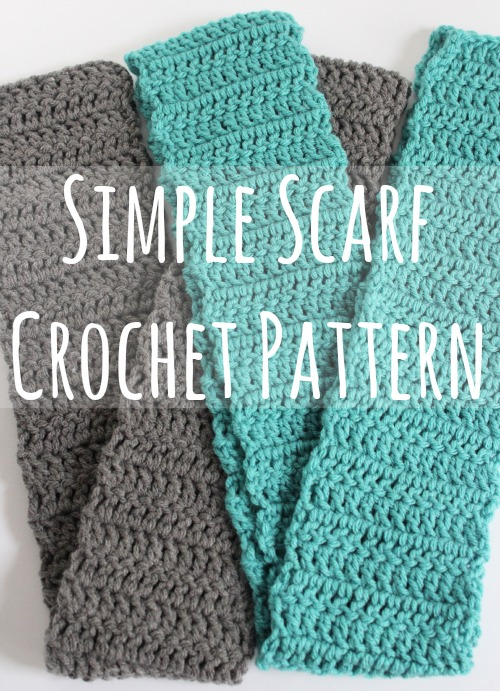 Easy Crochet Shawl Patterns Beginners : These 20+ Free and Easy Crochet Scarf Patterns Will Blow ...