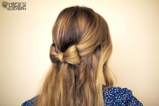 bow in hair style to 25 easy hairstyles for hair for 2017 2944