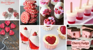 The Most Popular Valentine's Day Dessert Recipes that are Easy to Make