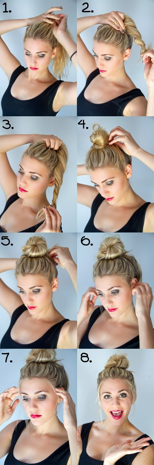 Remarkable Classy To Cute 25 Easy Hairstyles For Long Hair For 2016 Short Hairstyles For Black Women Fulllsitofus