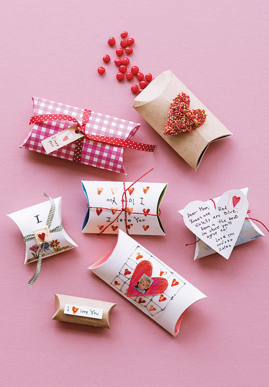 Make valentine 39 s day more colorful with these craft ideas for Crafts for valentines day ideas