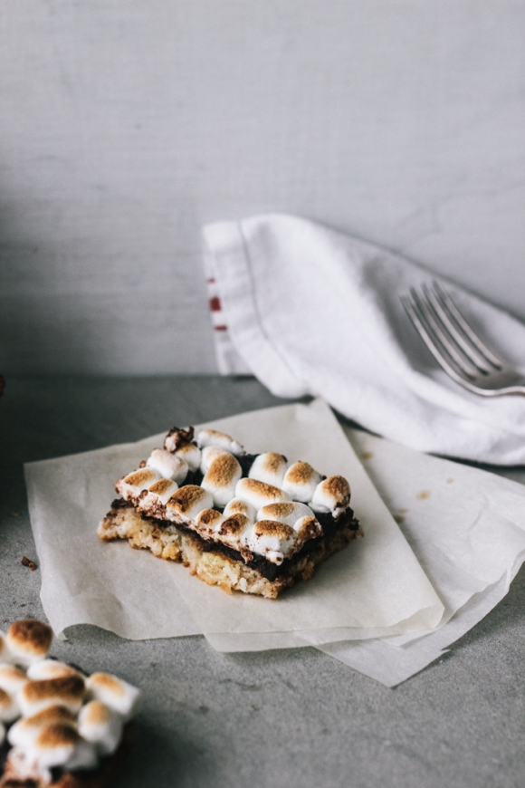 White Chocolate And Cinnamon Bars