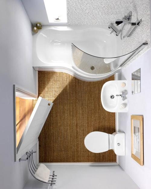 25 Small Bathroom Remodeling Ideas
