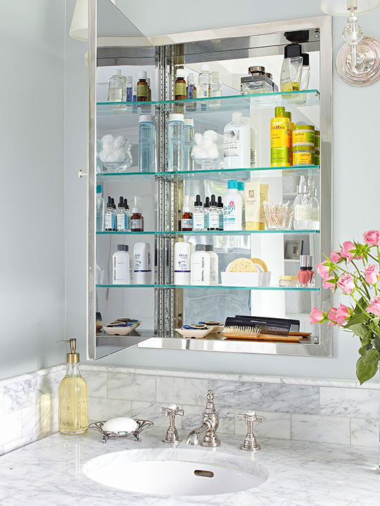 bathroom ideas that you can use to maximize the available storage