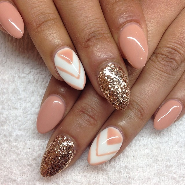 Bling Nails - 30+ Awesome Acrylic Nail Designs You'll Want In 2016