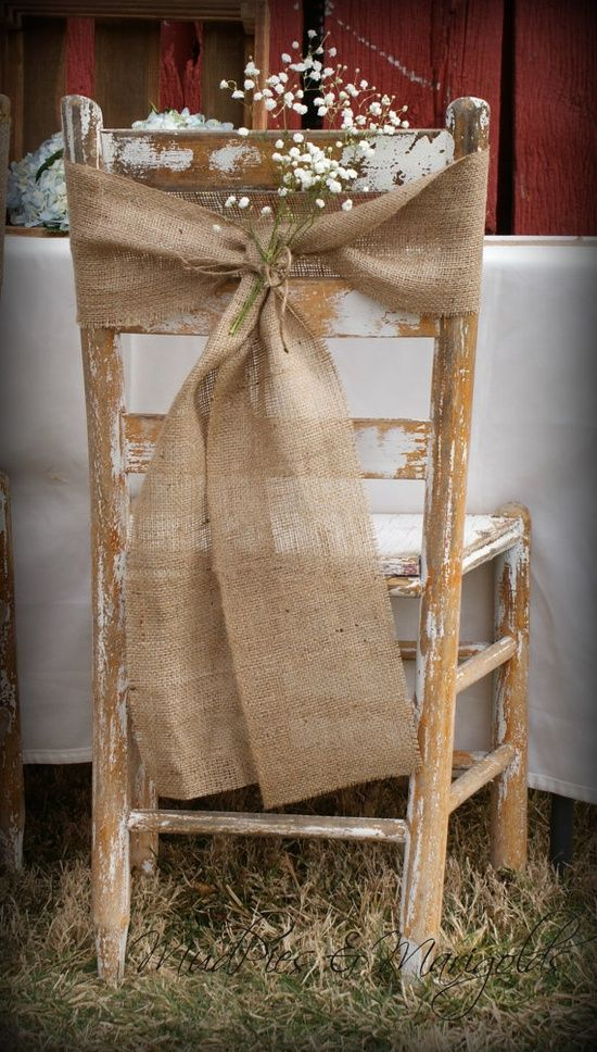 Shine on your wedding day with these breath taking rustic - Decoration vintage pas cher ...