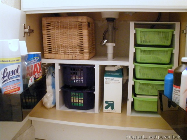 50 small bathroom ideas that you can use to maximize the Diy under counter storage