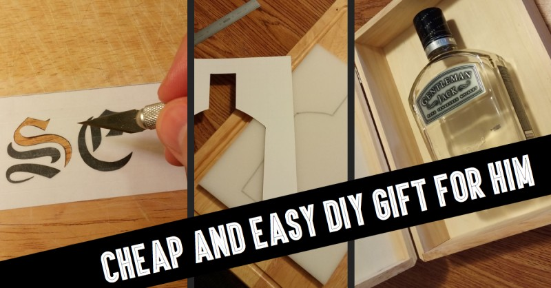 ... Easy DIY Gift For Him That He'll Actually Like – Cute DIY Projects