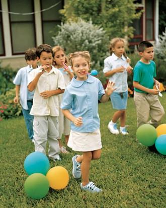 Children's Easter Games