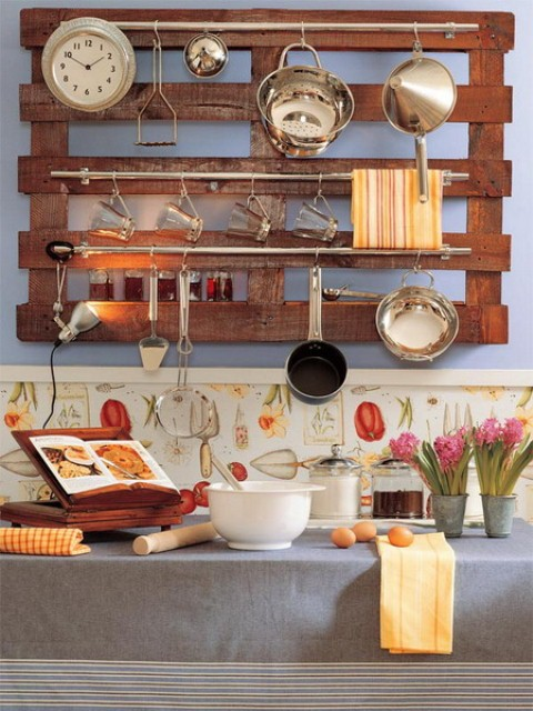 Cool Kitchen Storage Ideas