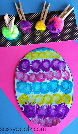 Creative Easter Egg Paintings