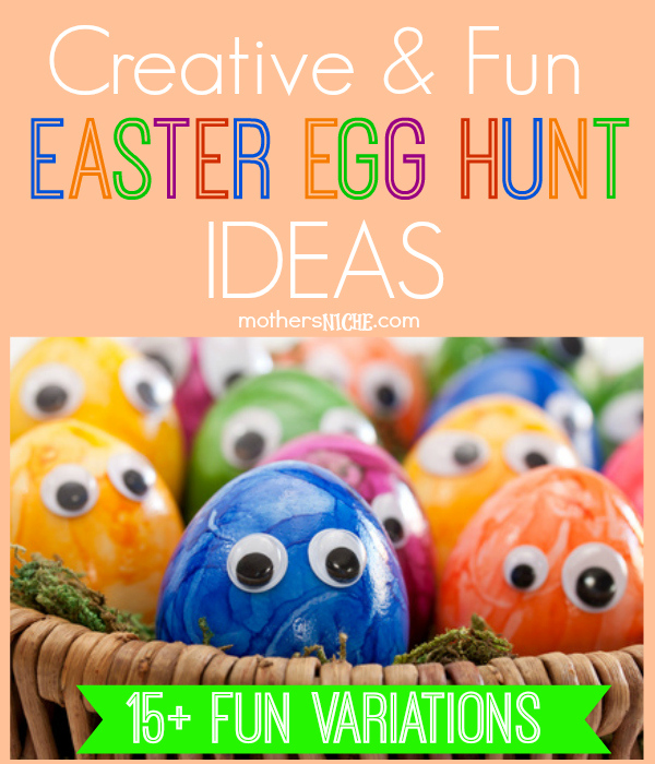 Creative Egg Hunt Ideas