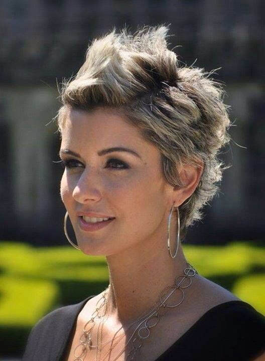 Cute Short Pixie Haircut