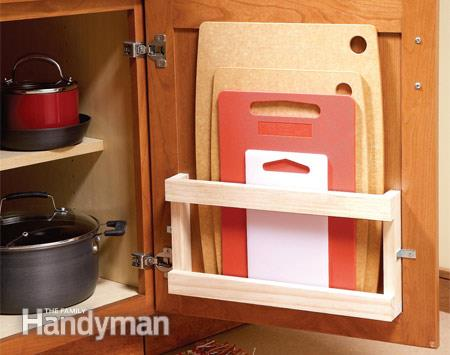 inside kitchen cabinet storage 45 small kitchen organization and diy storage ideas 17870