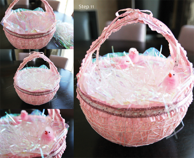 DIY Easter Baskets To Try At Home