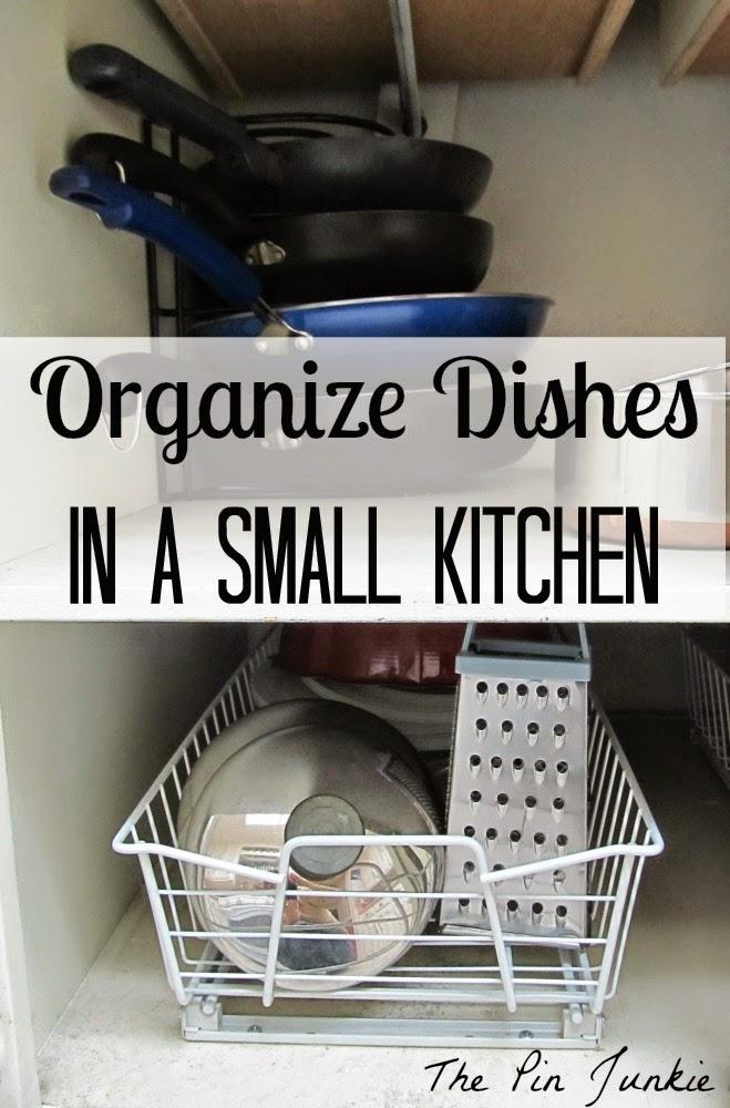 43 dish organizer - Kitchen Storage Ideas Diy