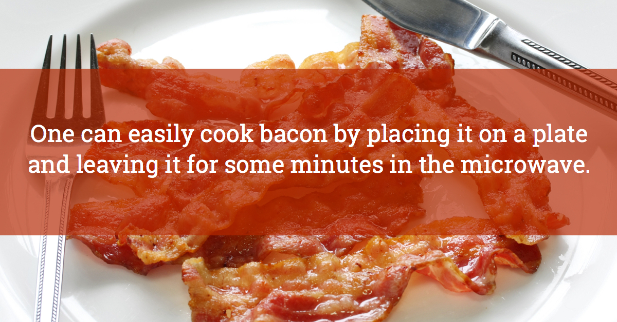 Easily Cook Some Bacon