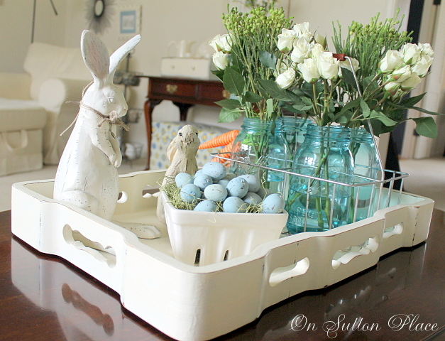 Easy Easter Decors