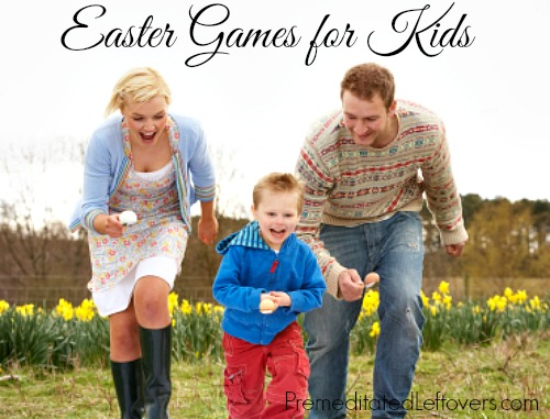 Five Different Games To Try With Your Kids This Easter