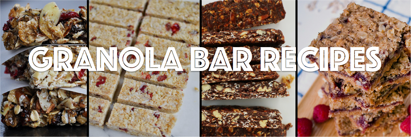 Granola Bar Recipes