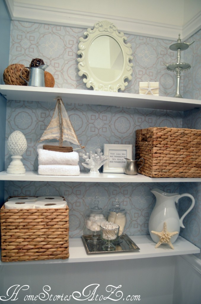 Learn How To Decorate Your Shelves!