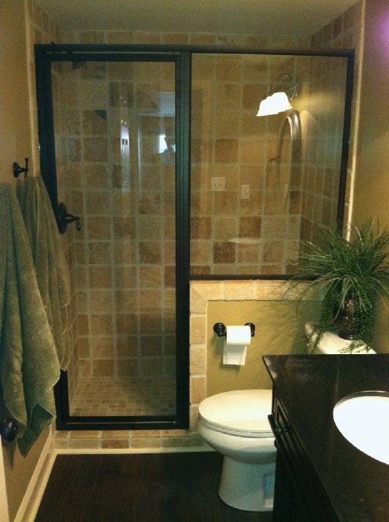 Small Bathroom Ideas That You Can Use To Maximize The - Small bathroom designs with shower only for small bathroom ideas
