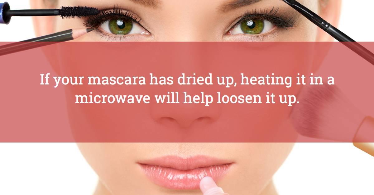 Loosen Your Mascara