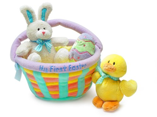 My First Easter Basket - Baby Gund