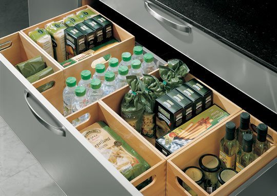 Perfect Kitchen Drawer Organizer