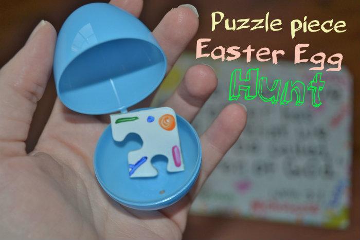 Puzzle Egg Hunt