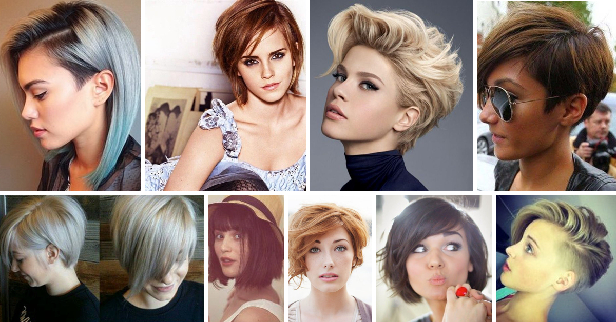 Cute Hairstyles For The New School Year : Redefine your look with these inspired cute short haircuts