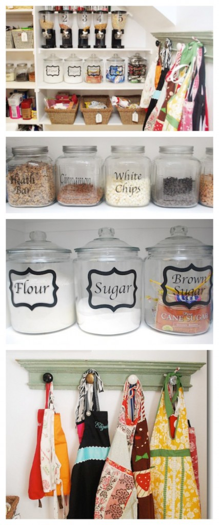 Reinvent Your Kitchen Pantry