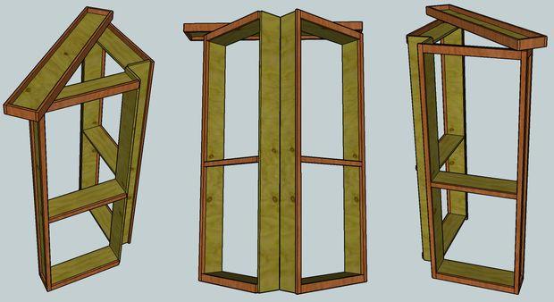 Hogwarts Style Secret Door Bookcase For Book Lovers!