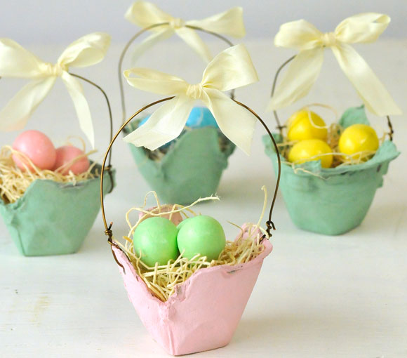 Sweet Springtime Baskets