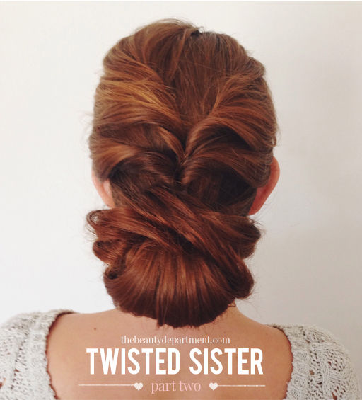 80 wedding hairstyles for long hair that will make you feel like the twisted sister updo pmusecretfo Gallery