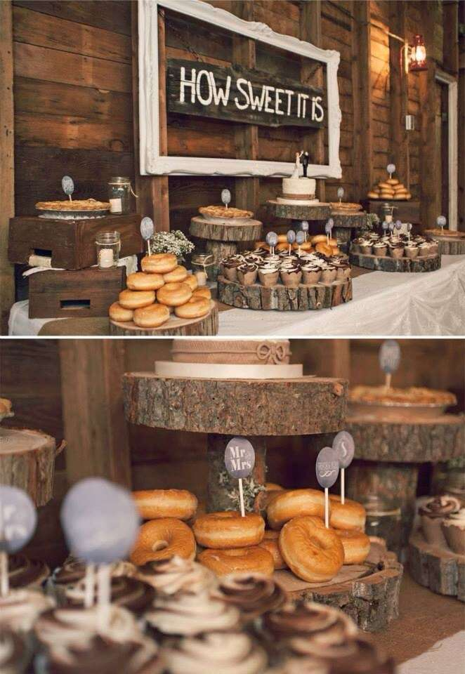Shine on your wedding day with these breath taking rustic wedding 12 traditional cake display junglespirit Image collections