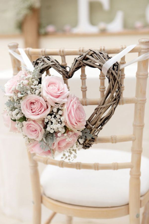 Shine on your wedding day with these breath taking rustic wedding vintage wedding chair decoration junglespirit Gallery